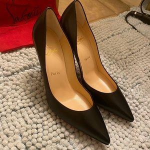 Authentic Louboutin heels size 37